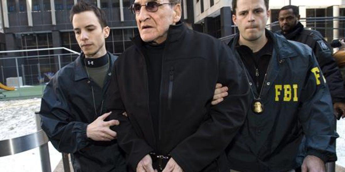 Arrestan capo de la mafia italiana en Nueva York