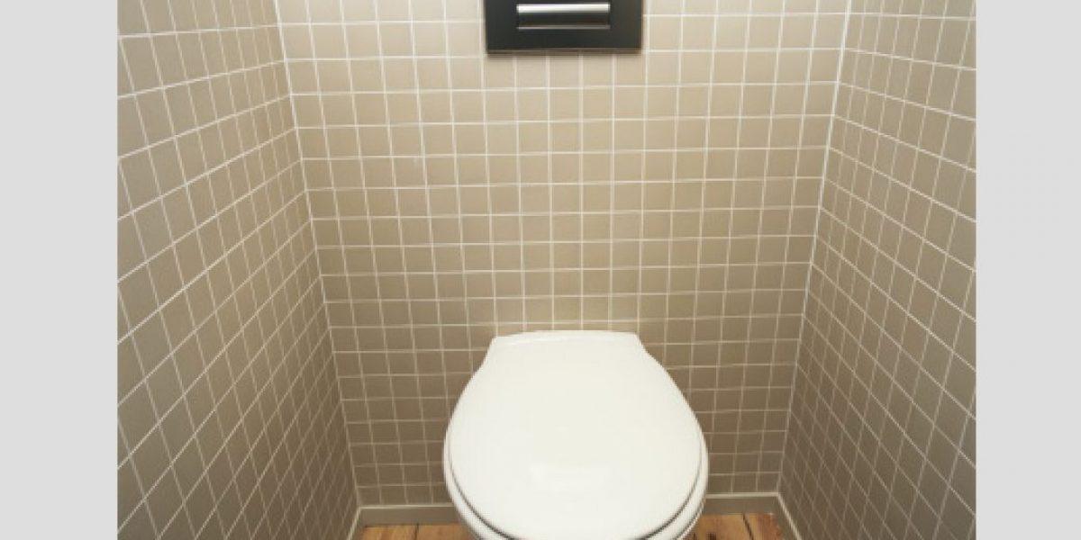 ¿Por qué los baños generalmente están