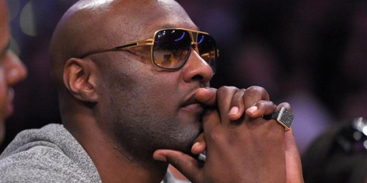 Lamar Odom asegura que la cocaína afectó su carrera