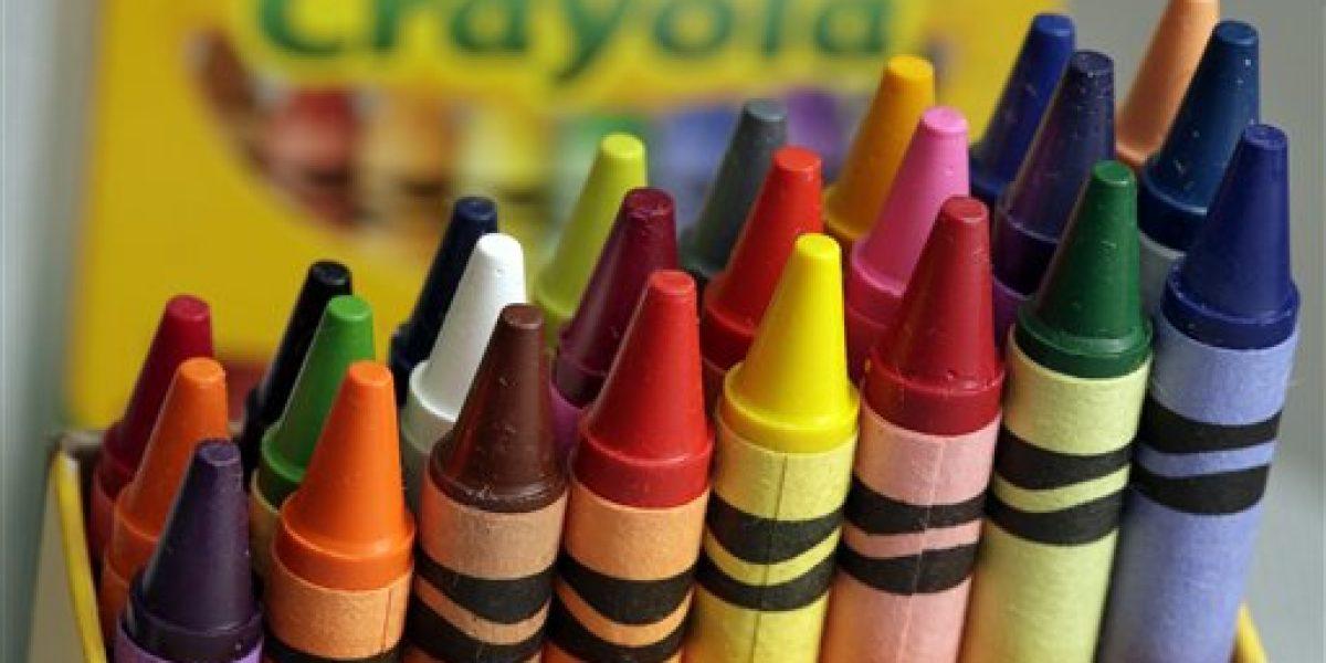 Crayola retirará un color