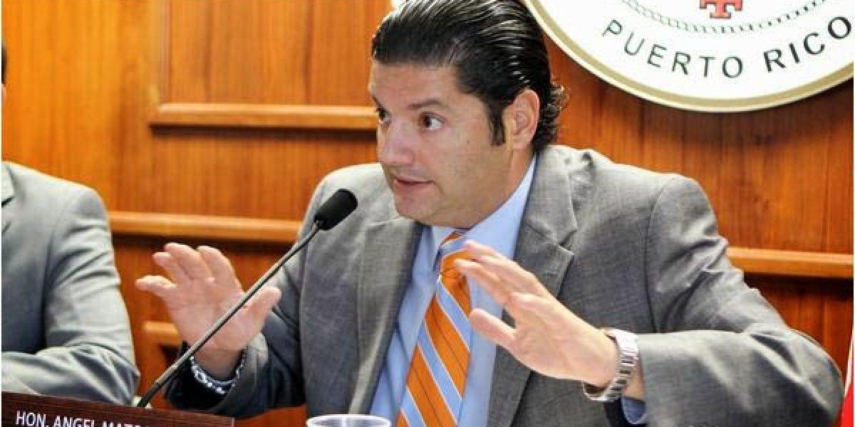 Ángel Matos desmiente que Andrea de Castro sea su oficial de prensa