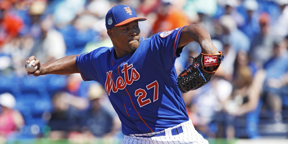 MLB suspende a Jeurys Familia por 15 juegos