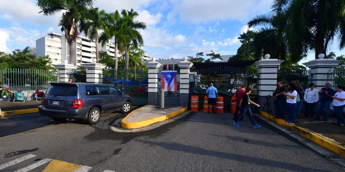 Cerrado el diálogo entre estudiantes y la administración de la UPR
