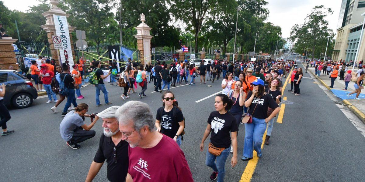 Estudiantes de la UPR convocan a la asamblea nacional