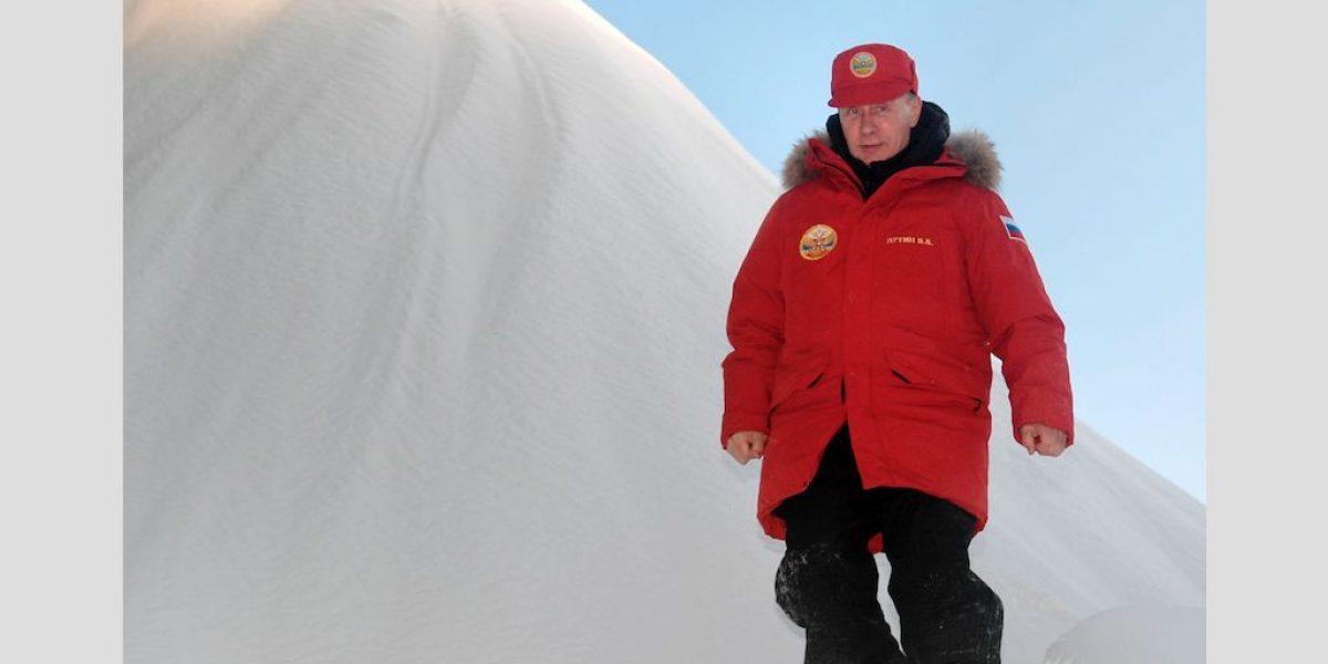 Putin visita el Ártico para reafirmar presencia rusa