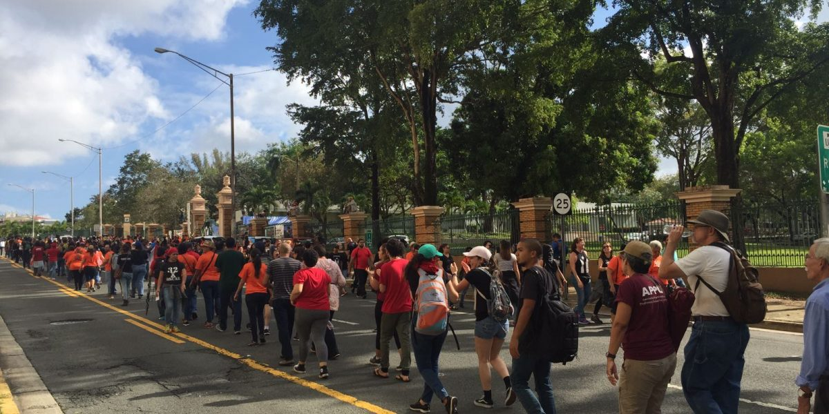 Universidad privada busca pescar en río revuelto de UPR