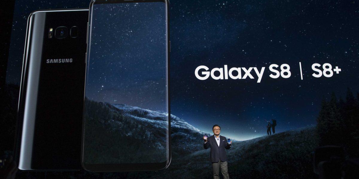 Samsung lanza sus nuevos teléfonos Galaxy