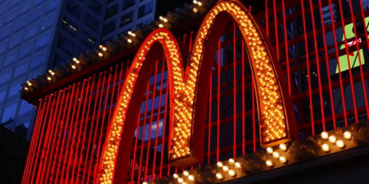 McDonald's anuncia carne fresca en algunas ofertas