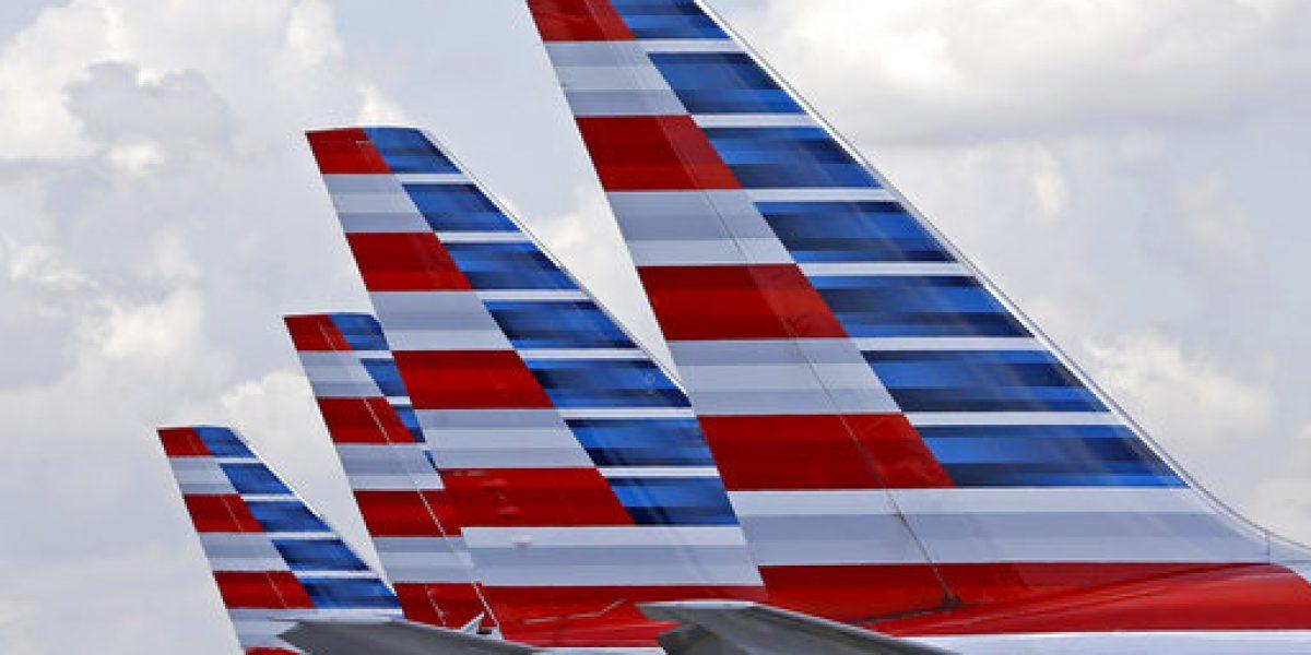 Piloto de American Airlines fallece en medio de un vuelo