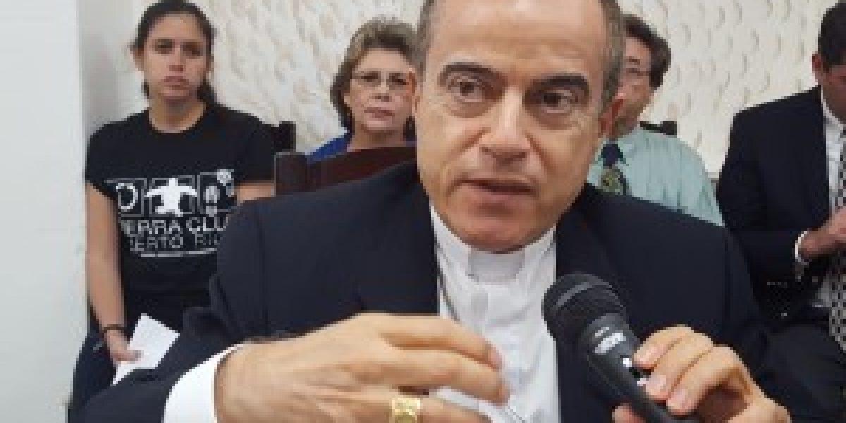 Arzobispo se ampara en