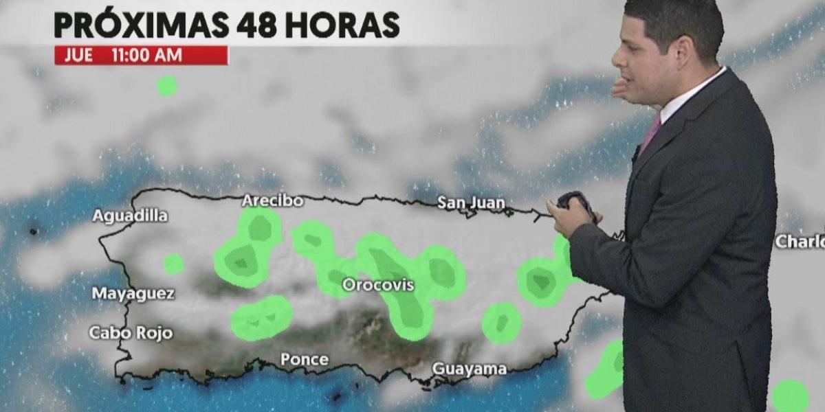 Condiciones del tiempo jueves, 30 de marzo de 2017