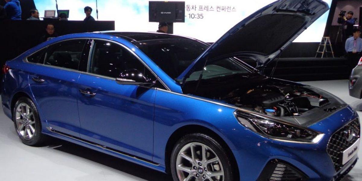 Hyundai presenta lo último en tecnología automotriz