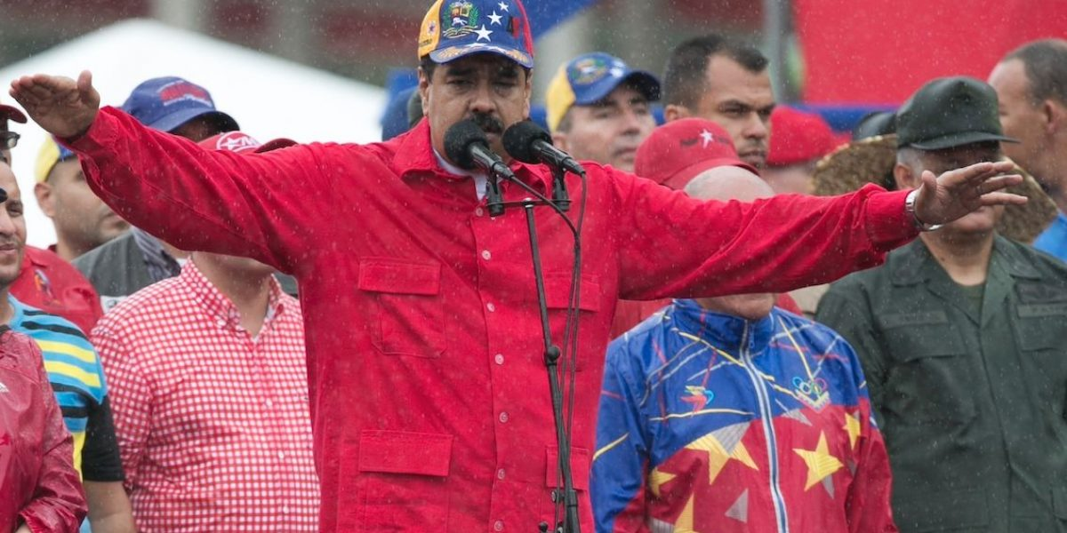 Maduro apoya dictamen de Tribunal Supremo