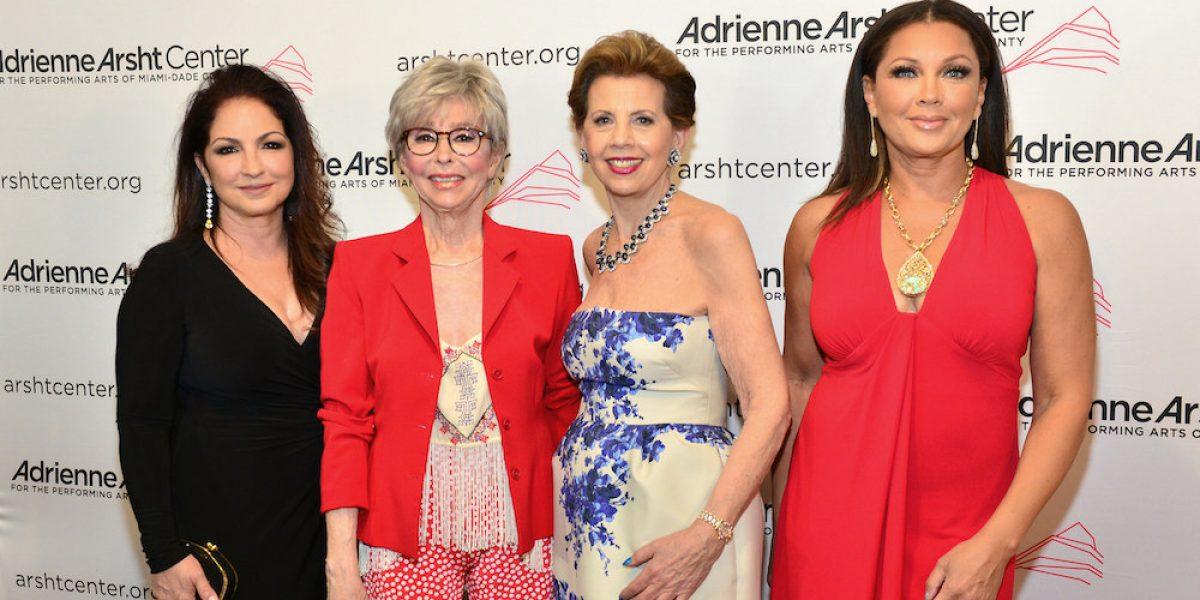 Celebridades reivindican papel de mujer en las artes