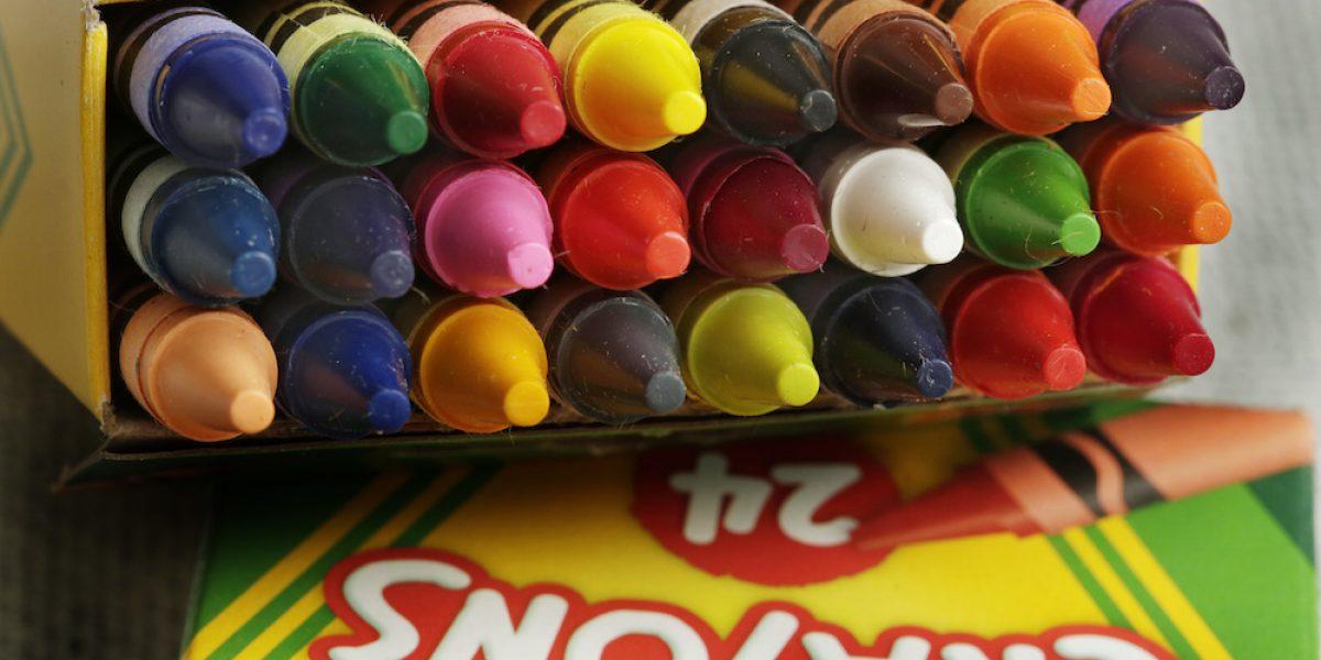 Crayola revela remplazo de color será de