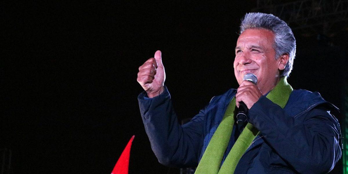 Ecuador ya tiene nuevo presidente