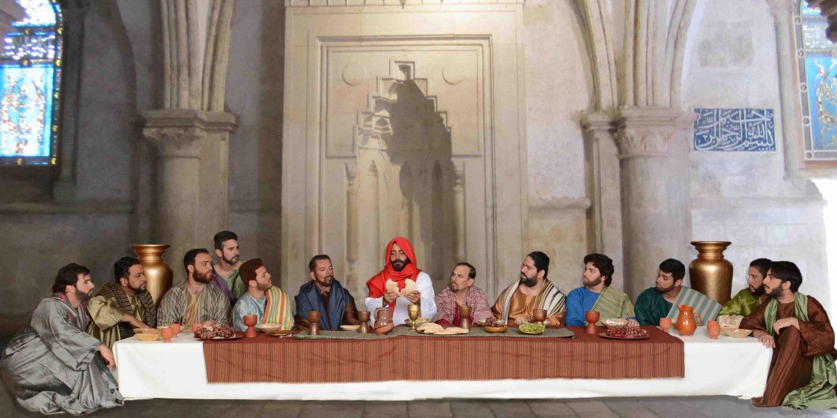"""""""Joshua, El Hombre Dios"""" subirá a escena el 7 de abril"""