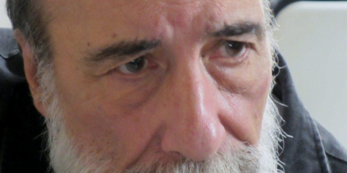Raúl Zurita estará presente en Feria Internacional del Libro