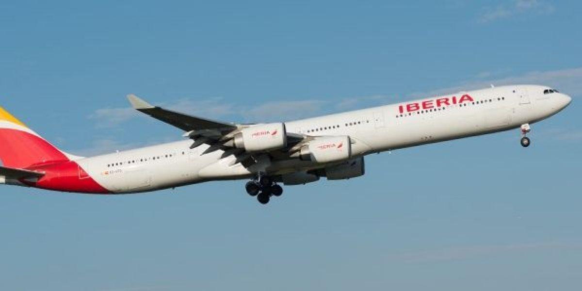 Iberia adelanta vuelo directo de Madrid a Puerto Rico