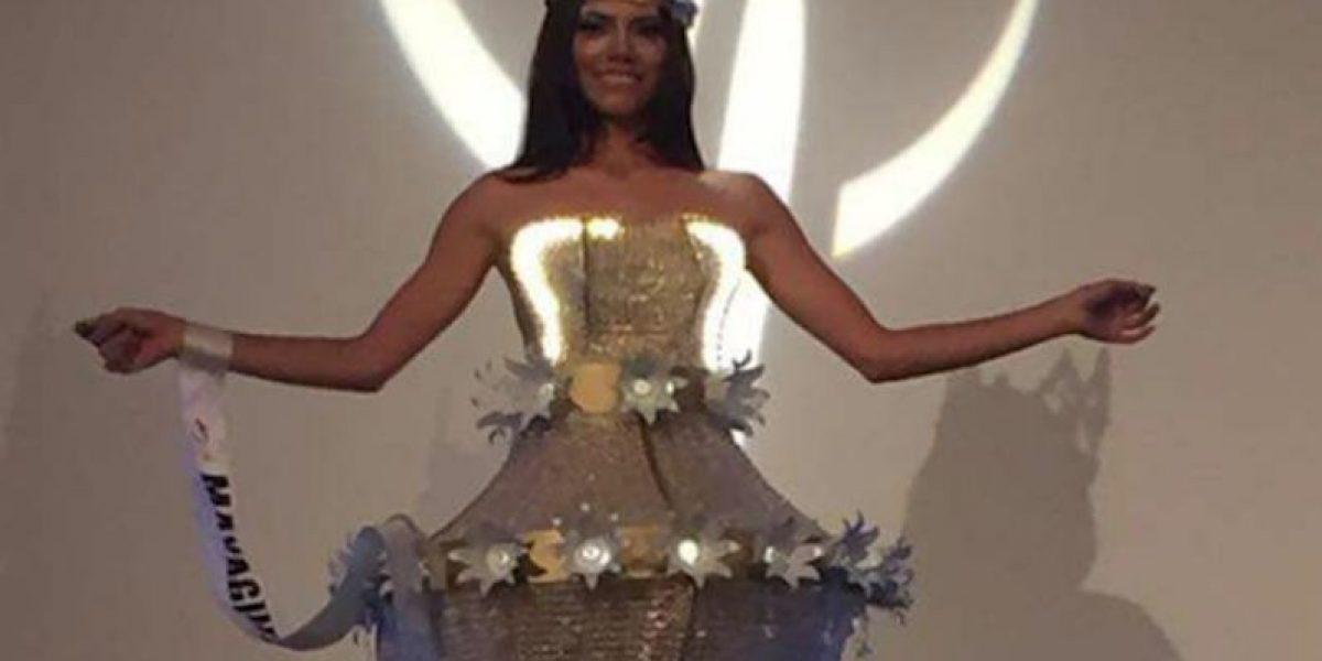 Trajes típicos más divertidos de Miss Universe P.R. 2017