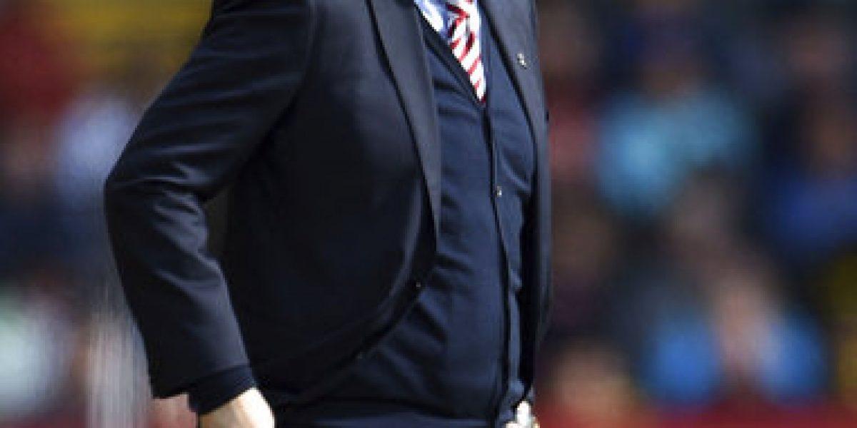 Técnico de Sunderland lamenta comentario a una periodista