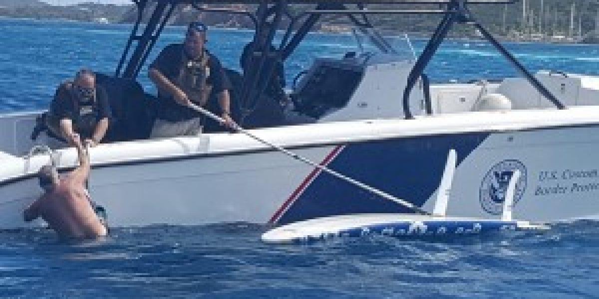 Buscan agentes de operaciones aéreas y marítimas en el Caribe