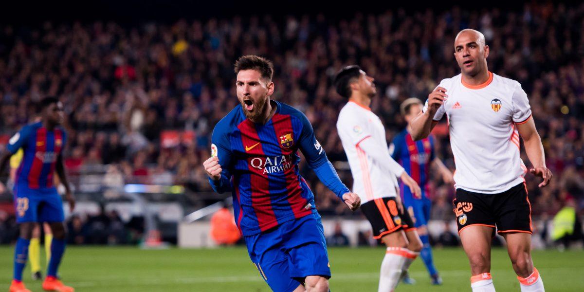 Lionel Messi vuelve a juego tras suspensión