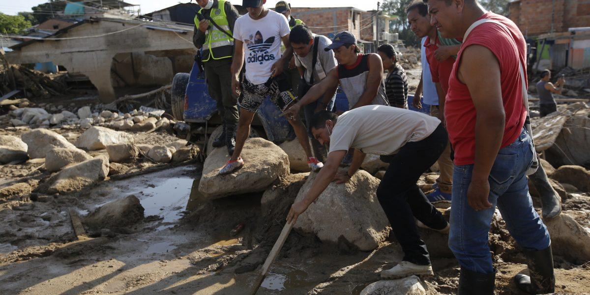 Recaudarán ayuda para Colombia