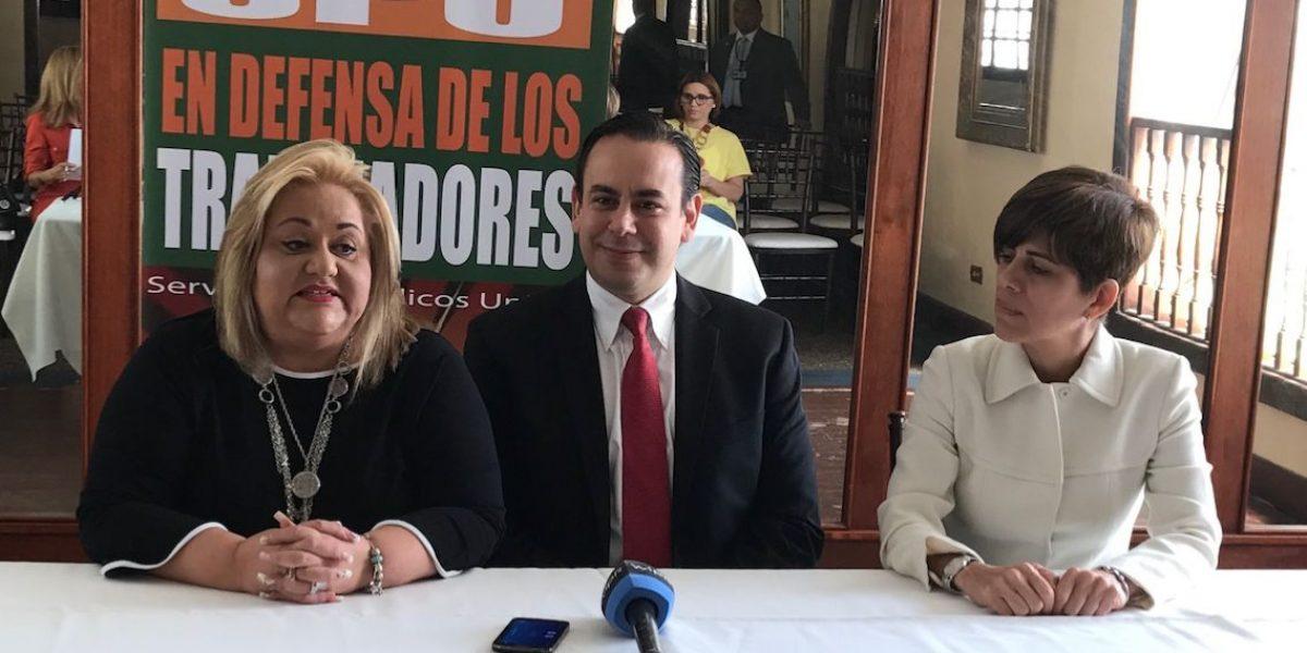 Villafañe admite preocupación e incertidumbre por agenda económica del gobierno
