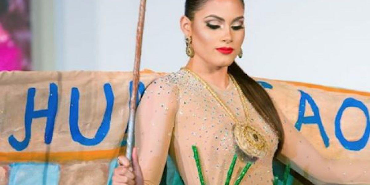 Controversia por traje típico de Miss Universe Humacao 2017