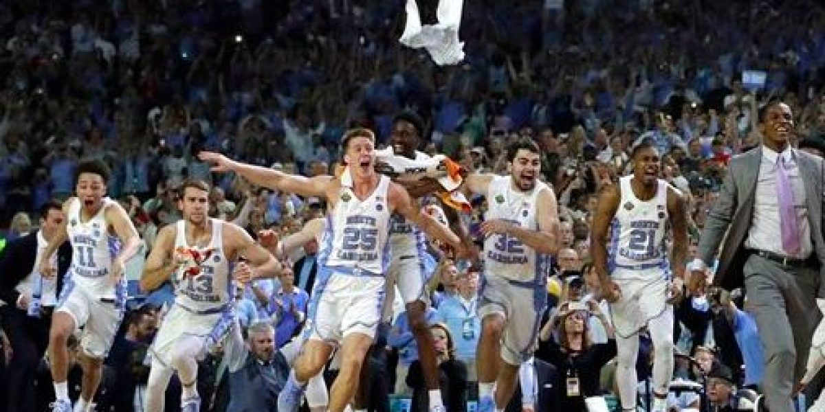 North Carolina se corona en baloncesto NCAA