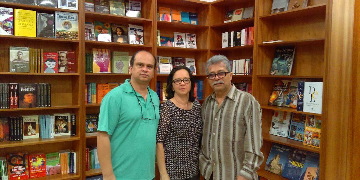 Librería busca salvar la industria en la isla