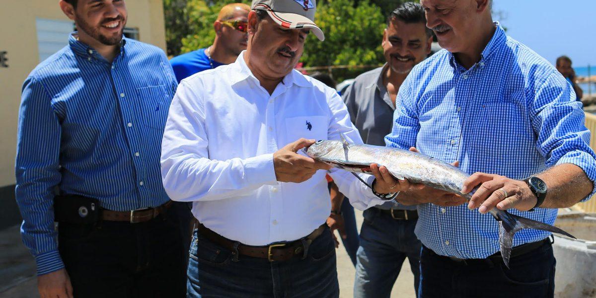 Exhortan a consumir pescado para promover el comercio local