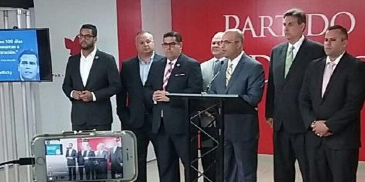 PPD: Gobernador y la Junta son