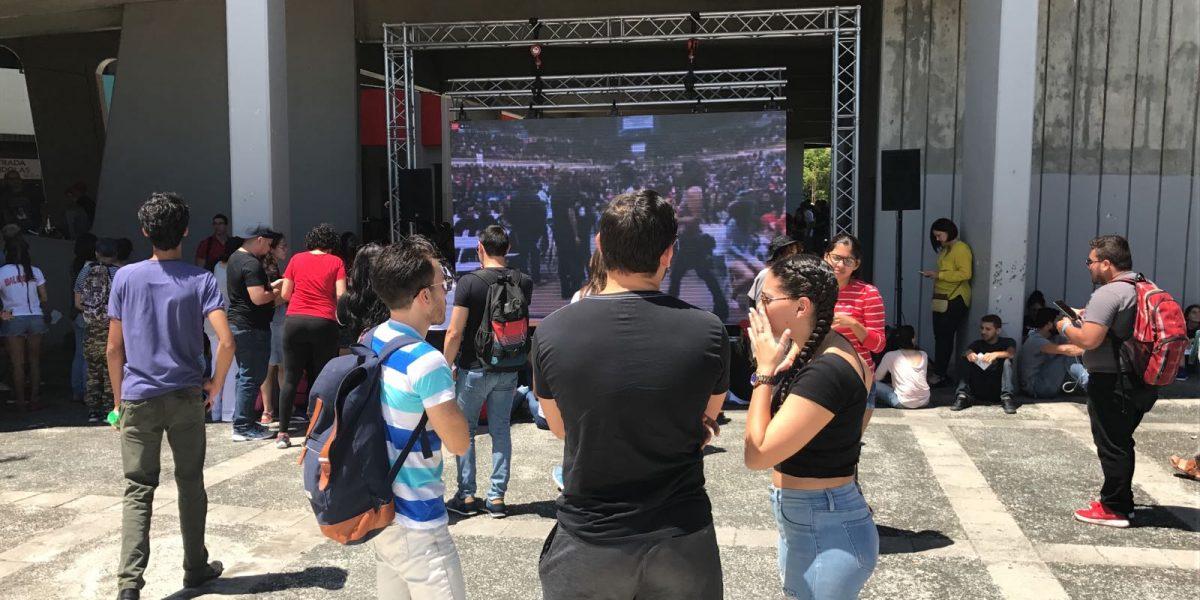Opción para estudiantes que quedaron fuera de Asamblea Estudiantes UPR