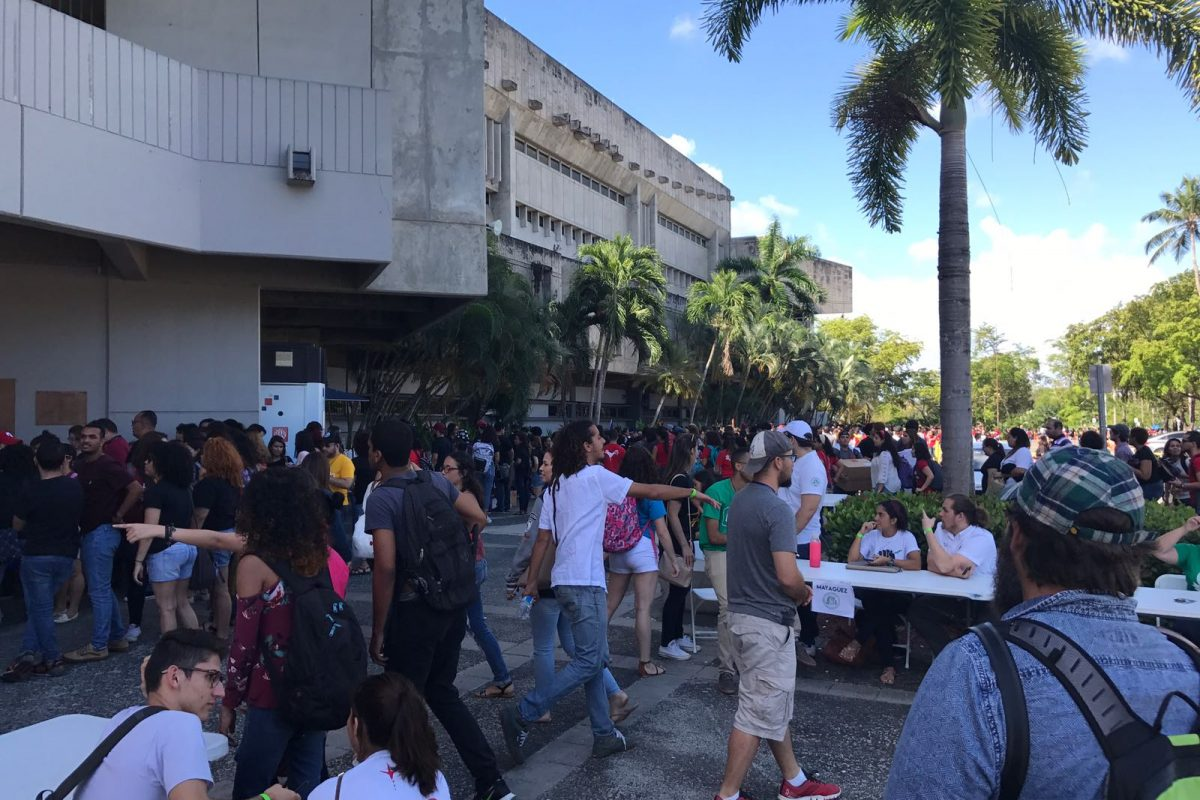 Asamblea Nacional UPR/ Lyanne Meléndez