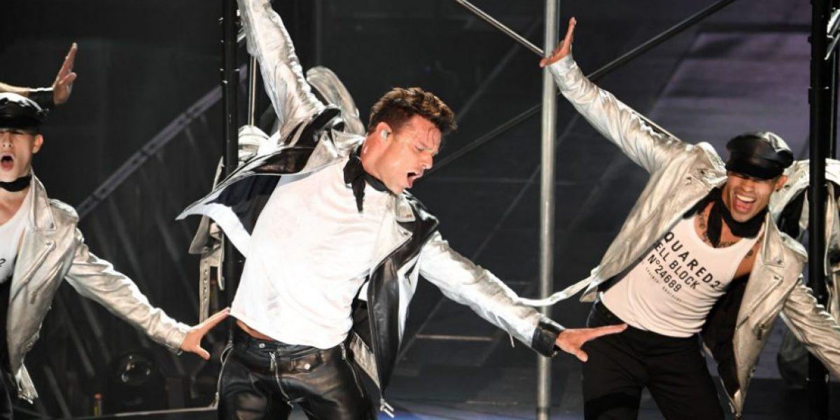 Ricky Martin orgulloso de mostrar su esencia boricua en Las Vegas