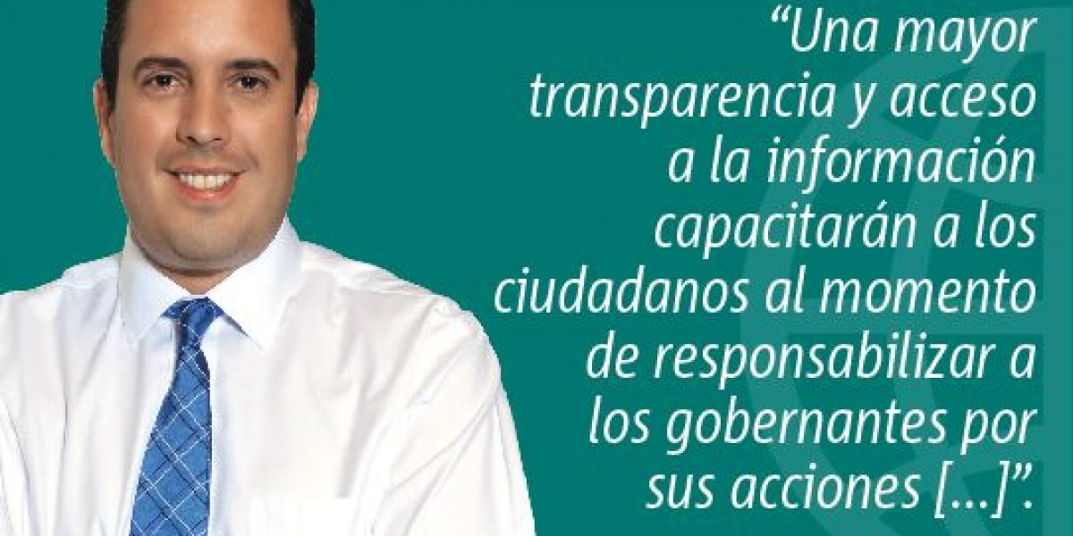 Hablemos de transparencia