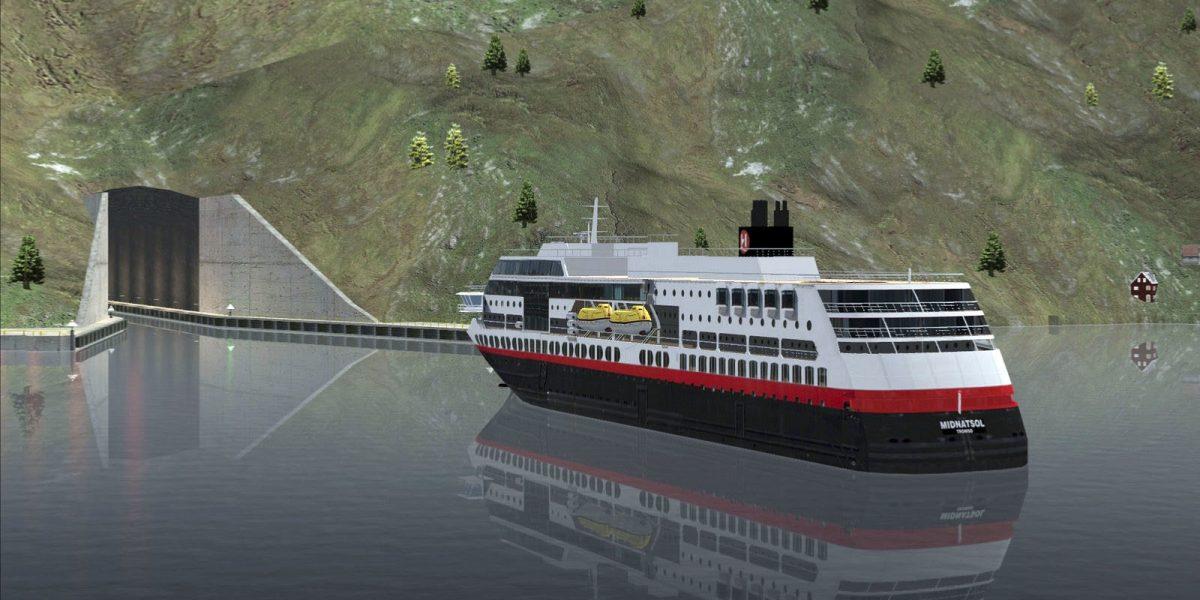 Noruega construirá el primer túnel para buques del mundo