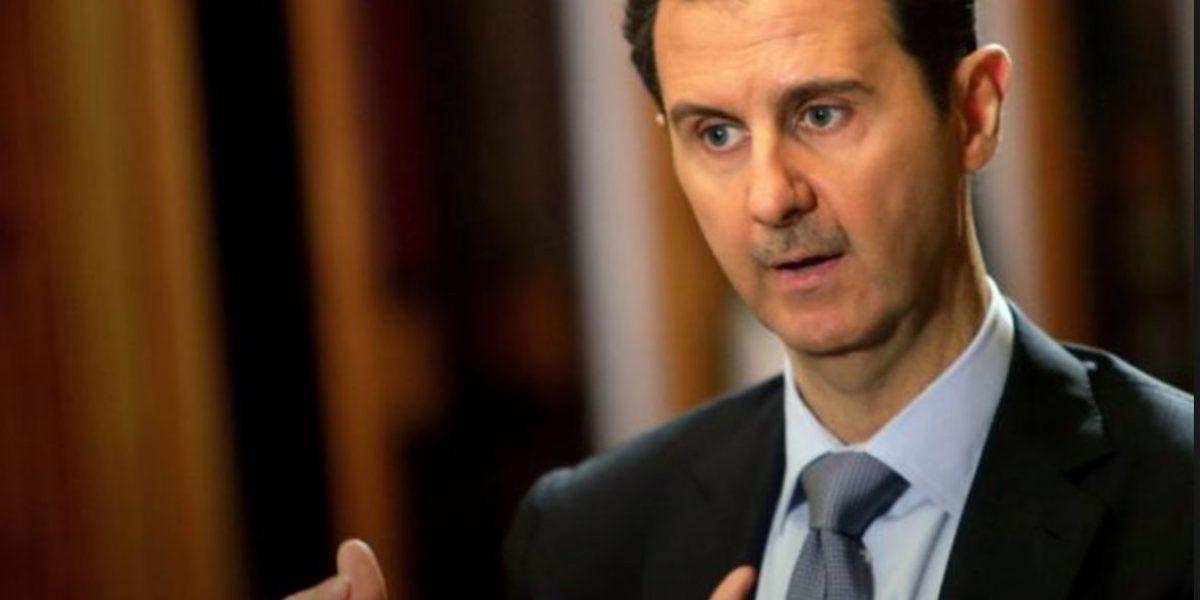 Presidente de Siria todavía tiene tres toneladas de armas químicas
