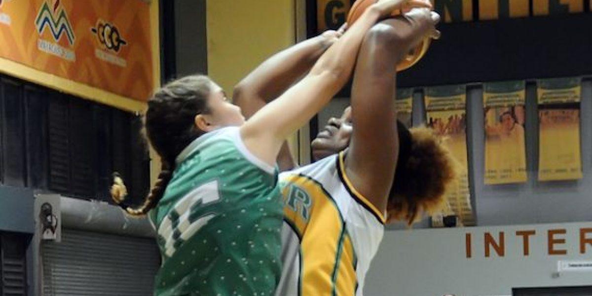 Pioneras y Cocodrilos, primeros finalistas del baloncesto universitario