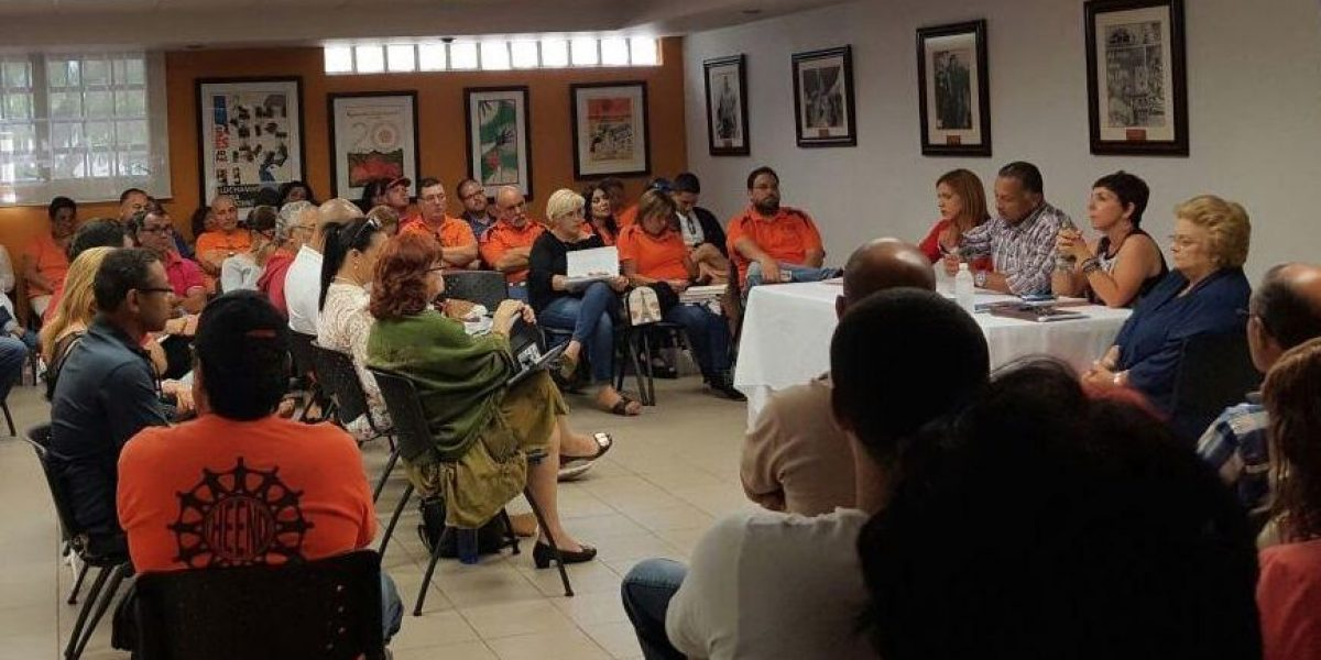 Empleados Exentos No Docentes UPR aprueban voto de huelga