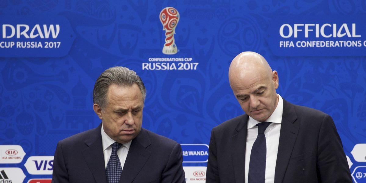 Rusia acusa a FIFA de sobrecobrar por derechos de Mundial