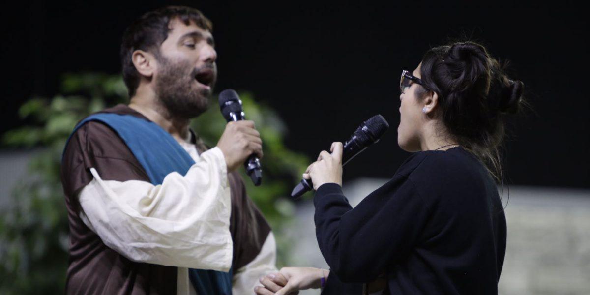 Iglesia de Font elimina estampa de la crucifixión de Jesús