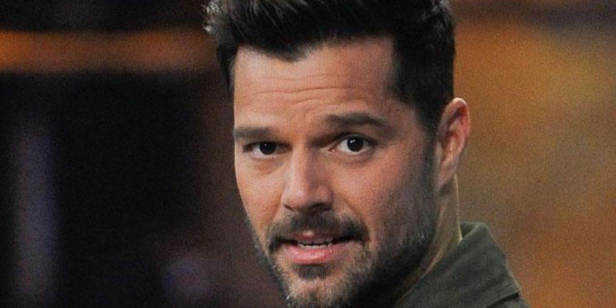 ¡Imparable Ricky Martin!