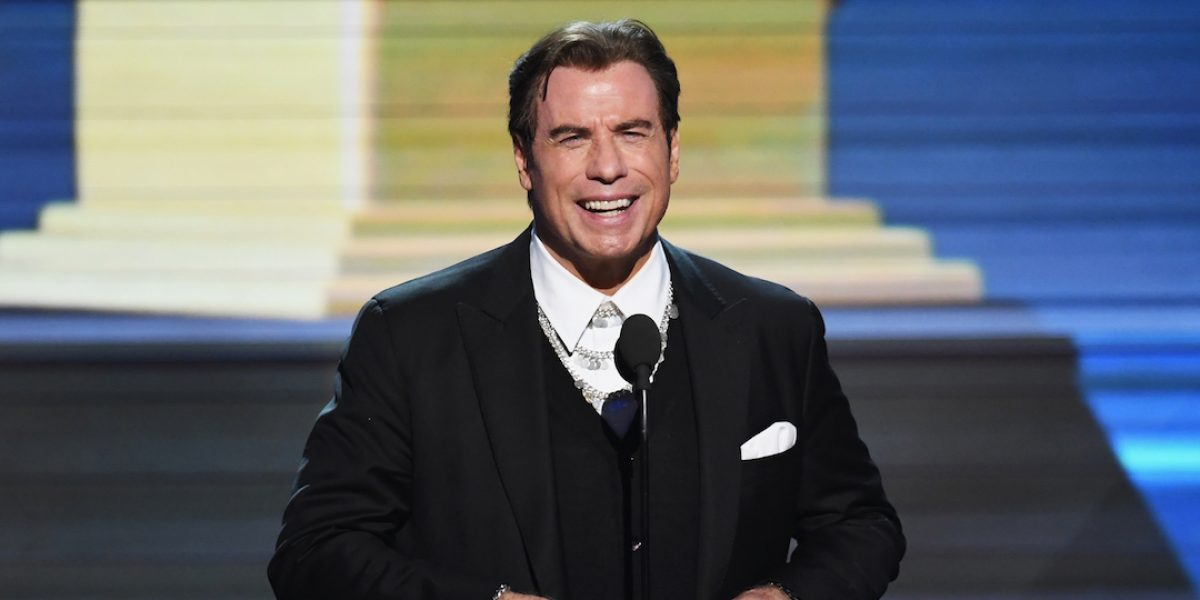 John Travolta grabará película en Puerto Rico