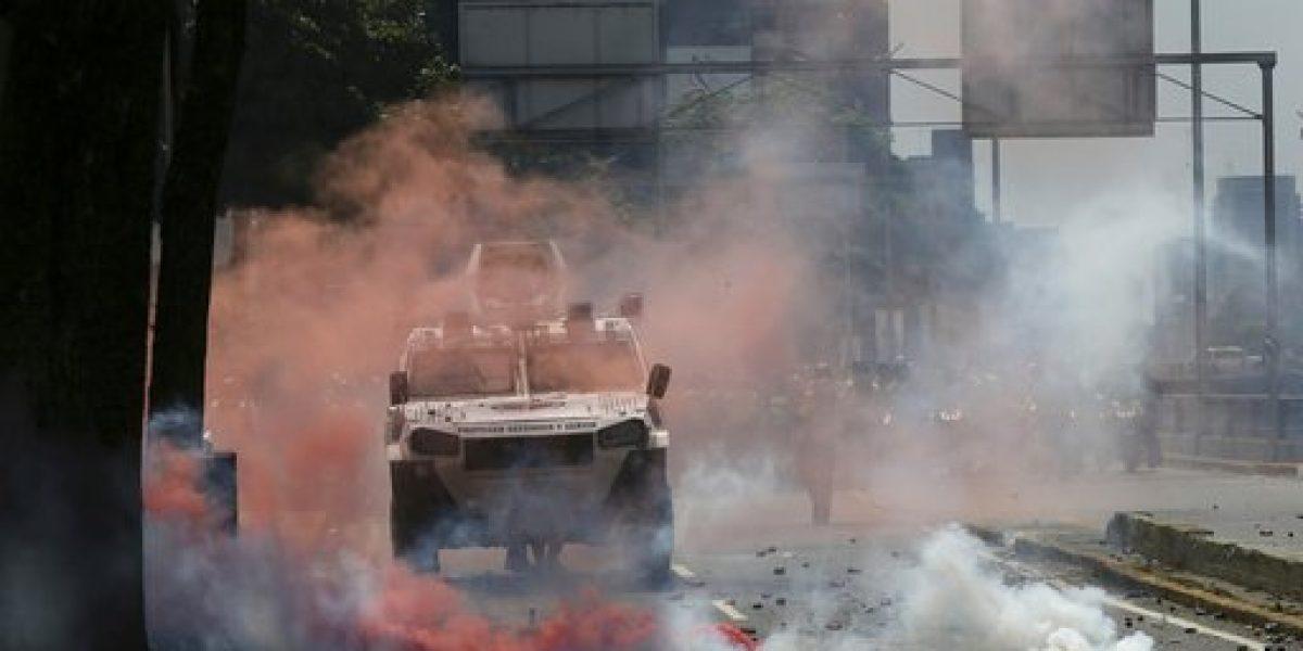 Unión Europea pide calma a Venezuela ante ola de protestas