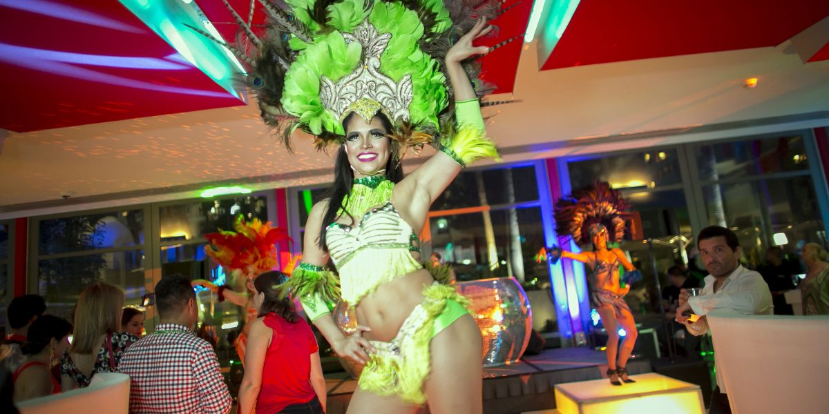 Así fue el carnaval de Veuve Clicquot en La Concha