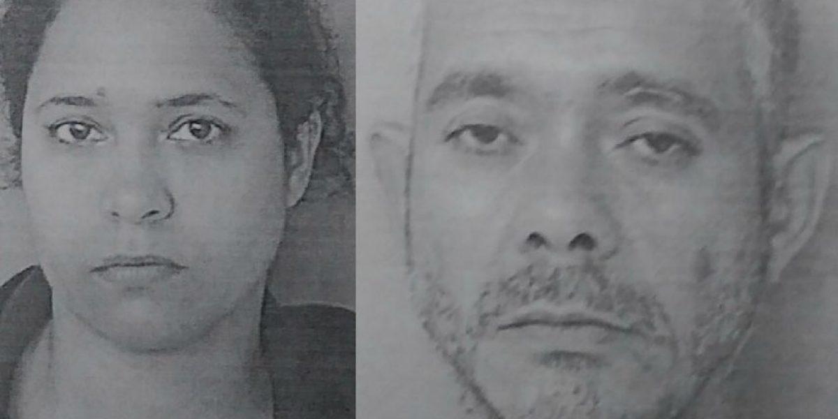 Presentan cargos contra pareja