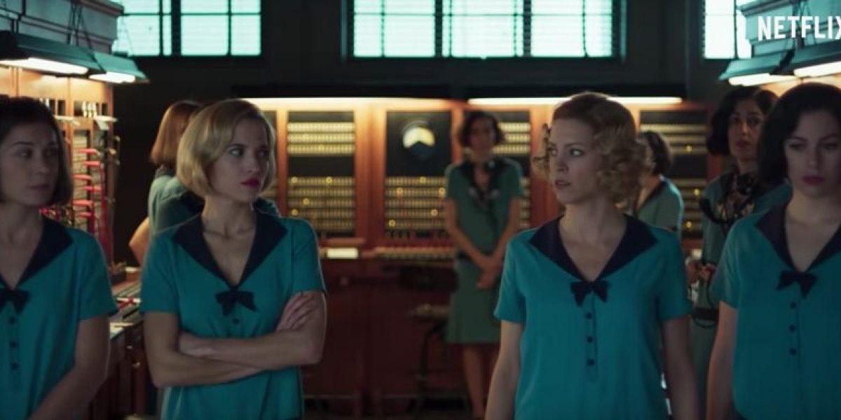 Netflix estrena su primera serie española